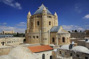 Jerusalem, Dormition Abbey