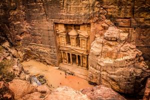 Petra From Tel Aviv Packages