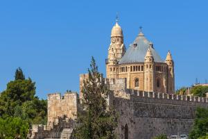 Dormition Abbey - Jerusalem